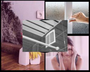 Чем опасна нерабочая вентиляция?