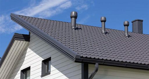Вентиляционные грибки на крышу