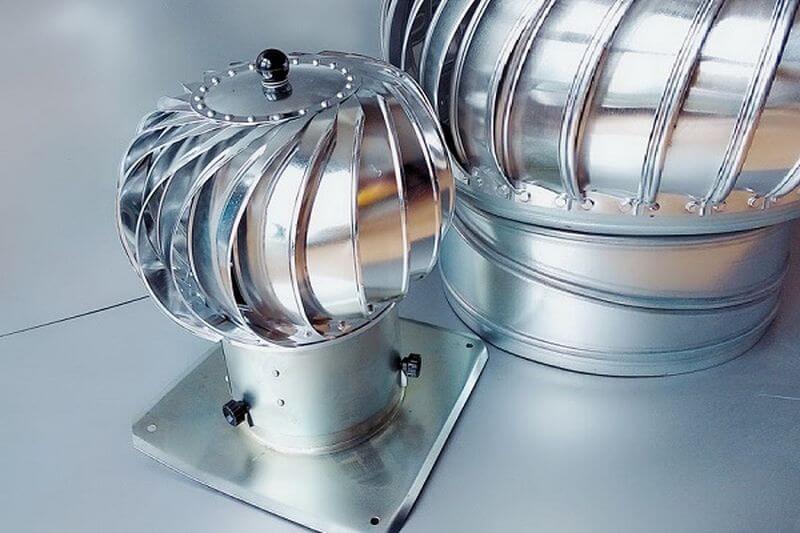 какие есть виды турбодефлекторов