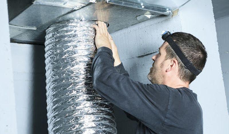как правильно выполнить тепловую изоляцию воздуховодов