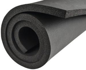 утепление вентканалов вспененным синтетическим каучуком