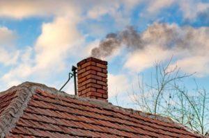 как прочистить дымоход в частном доме
