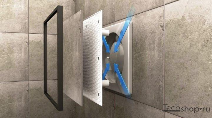 Вентилятор ванной комнаты